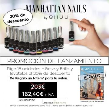 Manhattan Nails Promoción...