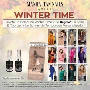 Manhattan Winter Time