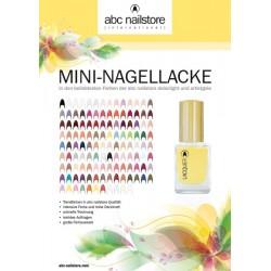 Poster abc nailstore Mini...